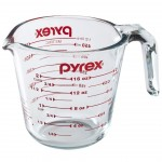 Pyrex Microwave Safe Glass Jug - 500ml